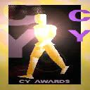 CY Award for HamBot in ActiveWorlds
